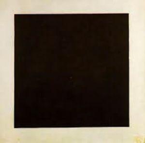 Malevitj: Svart kvadrat