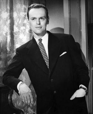 Leif Wager elokuvassa Kolmiapila (1953).