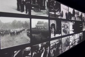 kuva elokuvanäyttelystä Bolognassa