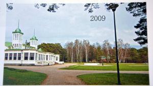En bild från Casinoparken från 2009.