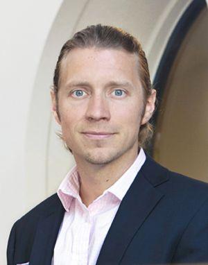 Petri Parvinen, professor i strategisk marknadsföring vid Helsingfors universitet