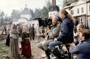 Din vredes dag filmas, 1991