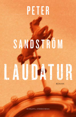 pärmen till Peter Sandströms roman Laudatur
