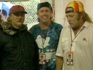 Crosby, Stills & Nash Woodstockissa vuonna 19994.
