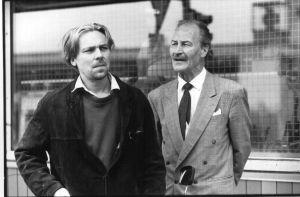 Pekka Valkeejärvi ja Kalevi Kahra (1994).