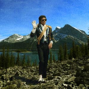 Michael Jackson Kanadassa (kuvamanipulaatio)