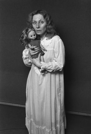 Sella Jerinen roolissa Walentin Chorellin kuunnelmassa Unissakävijä 1979.