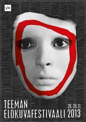 Teeman elokuvafestivaalin 2013 juliste