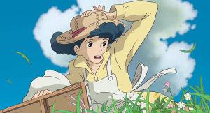 Naoko elokuvassa Tuuli nousee