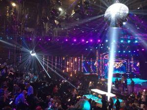 The X Factor studiossa