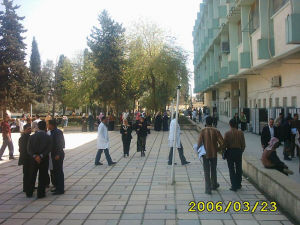 Mosul Medical Collage 23.3.2006