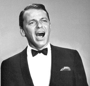 Frank Sinatra sjunger