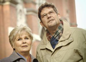 Karin (Anitta Niemi) ja Hannes (Risto Autio) vuonna 2007.