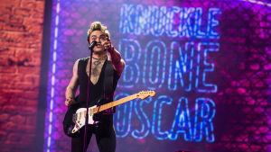 Knucklebone Oscar & The Shangri-La Rubies Uuden Musiikin Kilpailussa 2017.