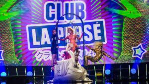 Club La Persé Uuden Musiikin Kilpailussa 2017.