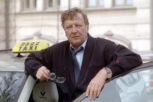 Onni Partanen (Sulevi Peltola) vuonna 2000.