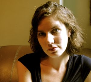 Den amerikanska författaren Leslie Jamison.
