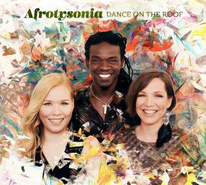 Omslaget till Afrotysonias skiva Dance on the Roof