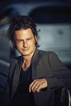 Den ungersk-schweitziske journalisten och författaren Sacha Batthyany.
