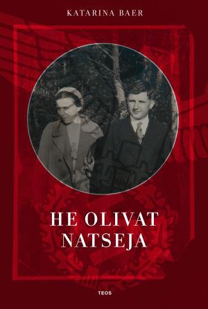 "Pärmbild till Katarina Baers bok ""He lovat natseja""."