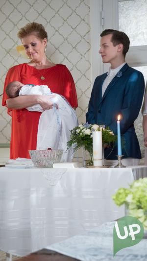 Kuvassa Lissu ja Jani.