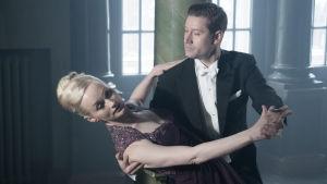 Marika ja Tero tanssivat