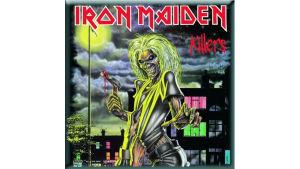 Mollys vinyl 16 Iron Maiden B