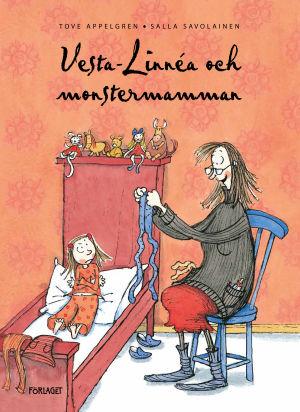 pärmen till Vesta-Linnéa och monstermamman