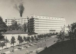 Bild på ÅUCS från 1930-talet.