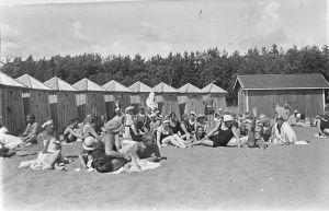 Rantaelämää Terijoen merikylpylässä (1920-30)