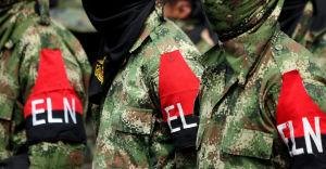 ELN-gerillan är den näststörst ai Colombia efter Farc.