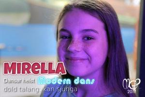 MGP dansaren Mirella