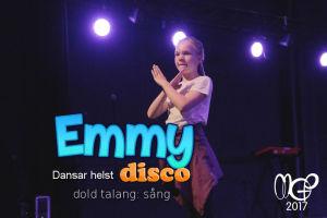 MGP dansaren Emmy