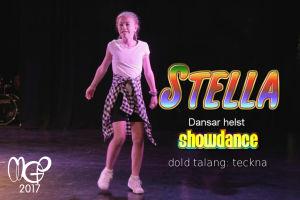 MGP dansaren Stella