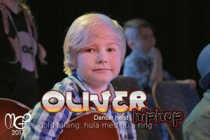 MGP dansaren Oliver