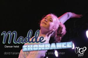 MGP dansaren Madde