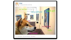 Doge -meemi