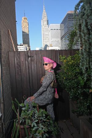 Ari Seth Cohenin Advanced Style -muotiblogista, kuvassa Jacqui