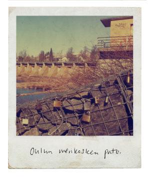 Maamme kirja 2017: Pohjanmaa, Oulun Merikosken pato