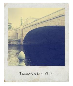 Maamme kirja 2017: Häme, Tammerkosken silta