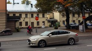 Stadshusskvären i Åbo.