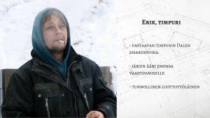 Erik Dahl - timpuri