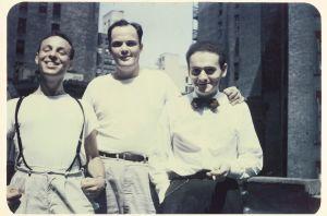 Harvey Kurztman, John Severin ja René Goscinny New Yorkissa (1949)