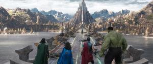 Thor: Ragnarök elokuvan pressikuva