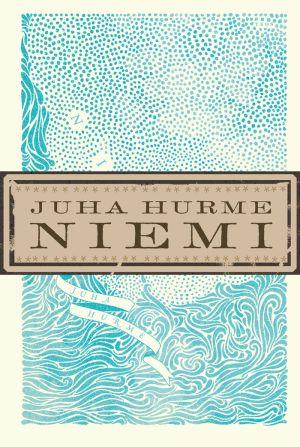 Pärmen till Juha Hurmes roman Niemi.