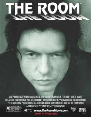 The Room -elokuvan juliste