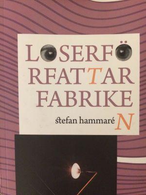 Pärm till Stefan Hammaréns Loserförfattarfabriken