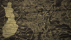 Kartta Torisenon latvavesistä.