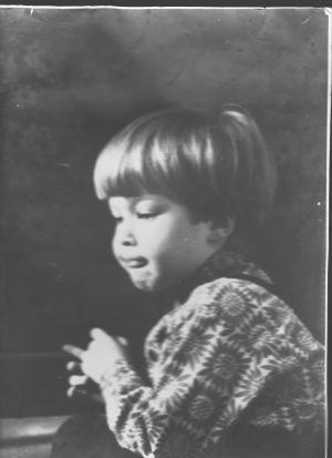 Mika Vainio pienenä