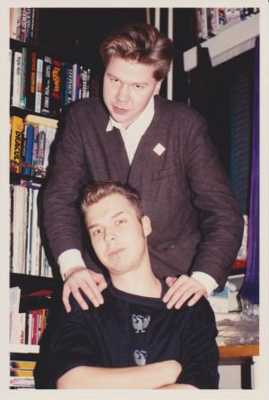 Atte ja Mika Vainio